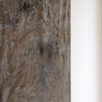 Volimea in Anthrazit inkl. Schwarzpigment - Es fehlt noch die Silberlasur