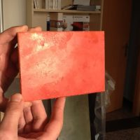 Volimea in Krapprot - Ein Beispiel für zauberhafte Oberflächen