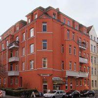 Husarenstraße Ecke Goebenstraße Hannover-List Fa. HEYSE