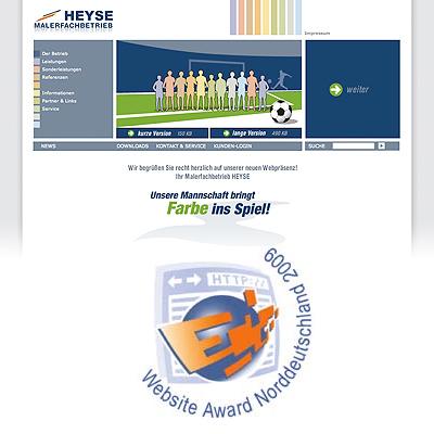 Norddeutscher Website-Award
