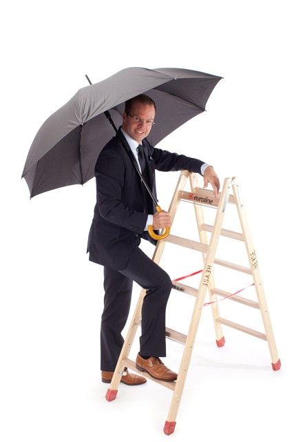 Wir lassen Sie nicht im Regen stehen - versprochen