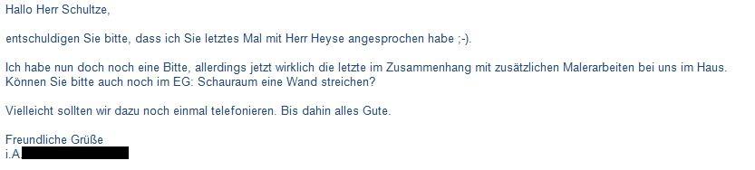 Anfrage-Info HEYSE 16.02.2012
