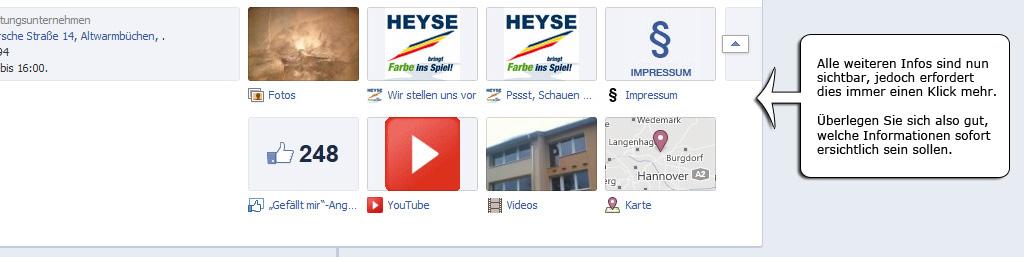 facebook chronik für seiten optimal nutzen, facebook chronik fanpage, facebook chronik Infoseiten, Facebook Chronik eigene Inhalte