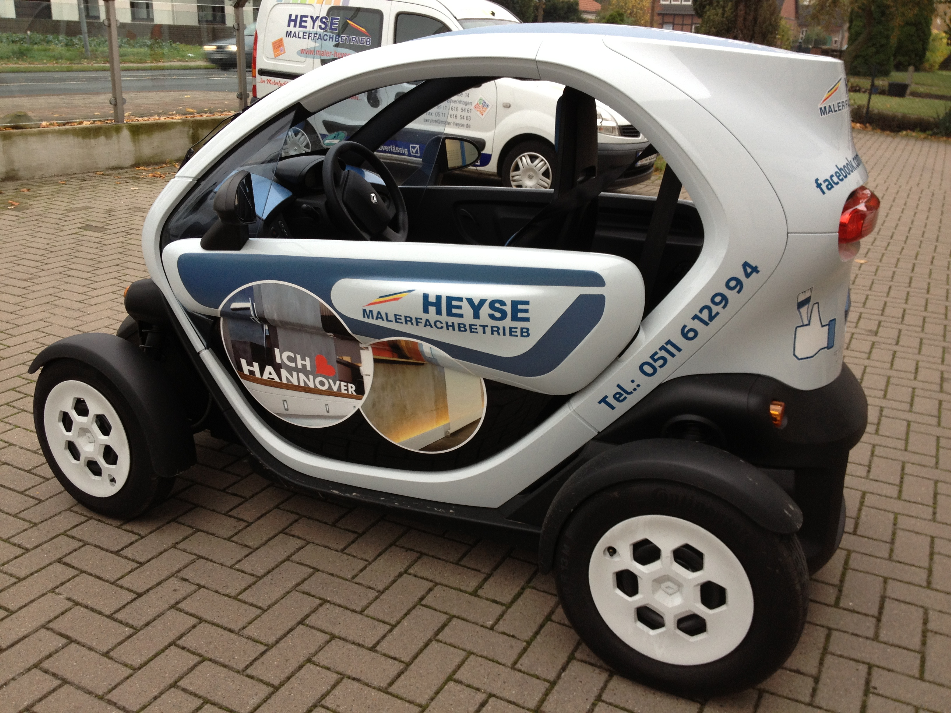 Renault Twizy – Ein Elektroauto erzeugt große Aufmerksamkeit – Ein ...