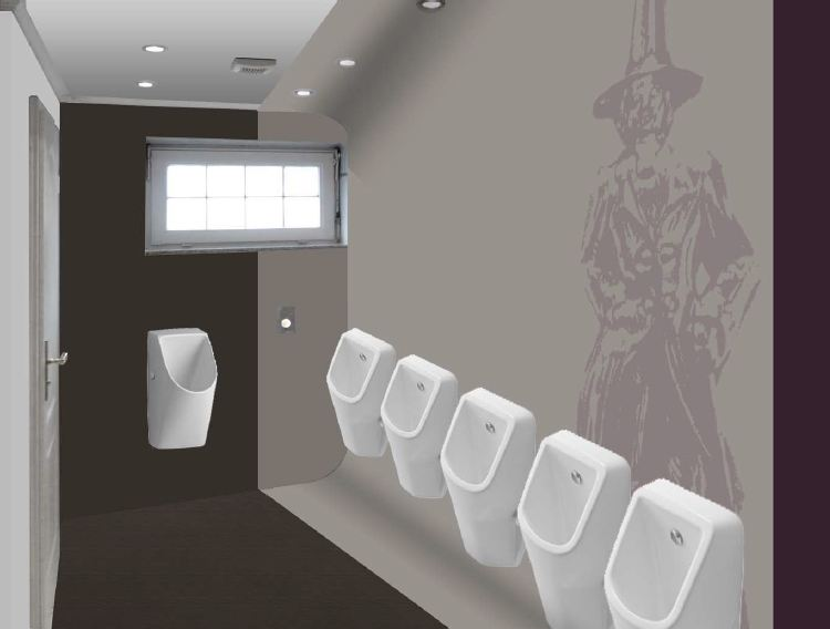 WC - Ambiente Idee 7 - Malerarbeiten, Lifestyle Heyse ...