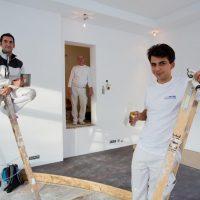 Malerarbeiten Hannover - Das Team - Malergesellen