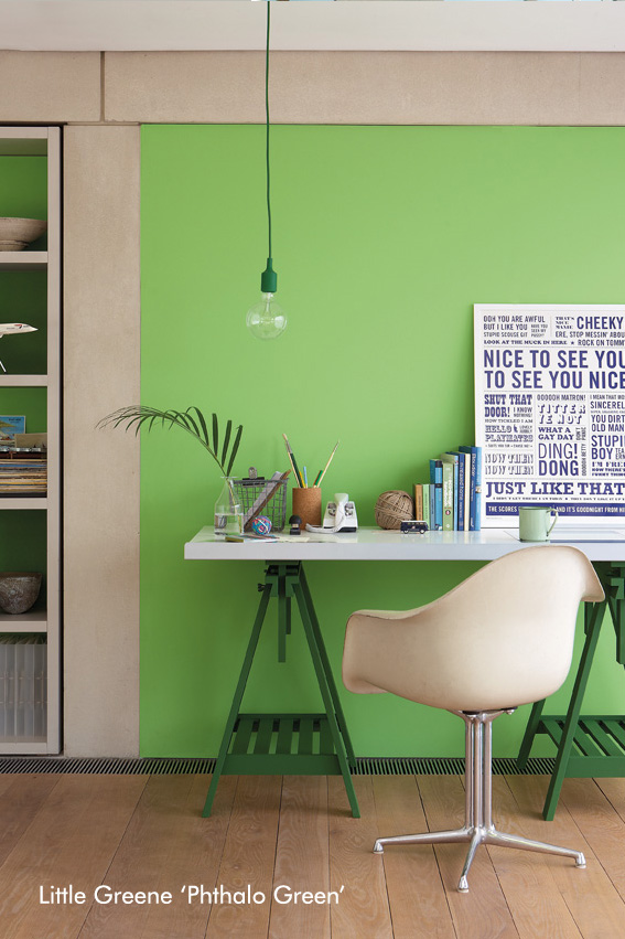 bilderserie the little greene faszination in farbe und. Black Bedroom Furniture Sets. Home Design Ideas