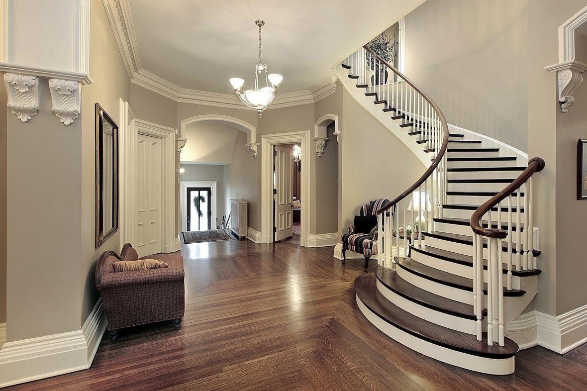 Das Treppenhaus - Die Visitenkarte