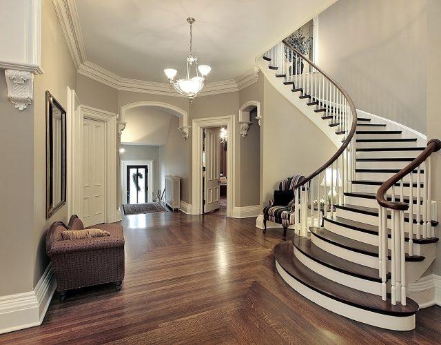 Treppenhaus neu streichen  Treppenhaus streichen – vom Stiefkind zum Besucherliebling ...