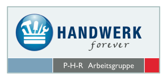 Handwerk - Arbeitsgruppe Logo - Erstentwurf -