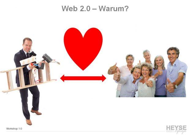 Web2.0 - Warum ?