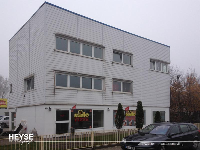 Ist-Zustand - Wohn- und Gewerbeimmobilie in Altwarmbüchen - Wärmedämmung Hannover