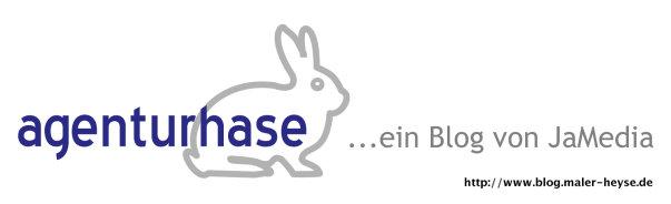 Agenturhase - Das Blog von Harald Jacke