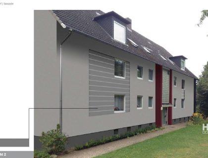 Hausfassade Farblich Gestalten farbstudio wir gestalten ihren raum oder ihre fassade vorher in