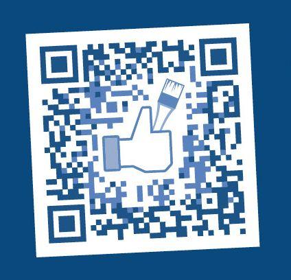 QR-Code für Briefbogen und Umschläge