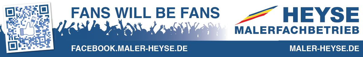 Heyse Fans will be Fans
