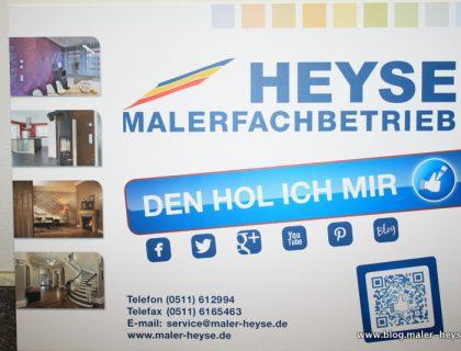 Maler Heyse - Malerarbeiten Hannover