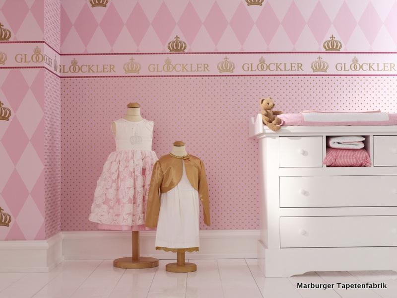 neue kollektion kindertapeten childrens paradise von harald gl ckler. Black Bedroom Furniture Sets. Home Design Ideas