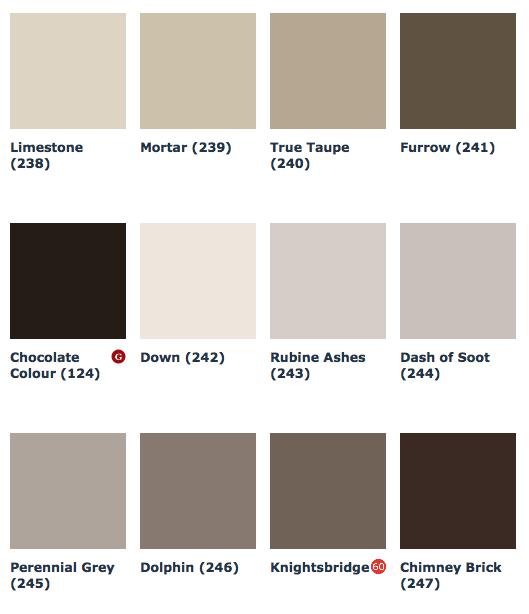 neue graut ne von little greene grey collection f r. Black Bedroom Furniture Sets. Home Design Ideas