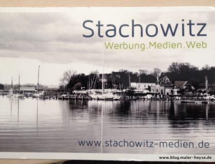 Blogpostkarte von Stachowitz - Werbung Medien Web