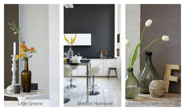 littlegreene new grey - Maler Hannover