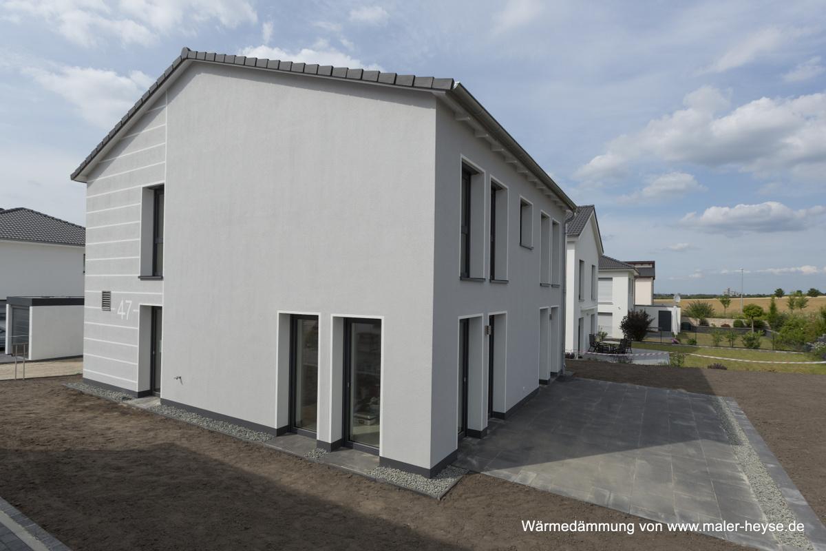 Dämmung Fassade - Wärmedämmung Hannover