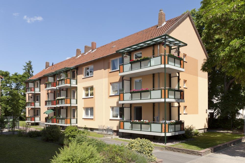 Dämmung an der Fassade in Hannover