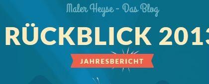 WP-Rückblick 2013 WP