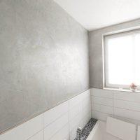 Gesunde Wände im Bad
