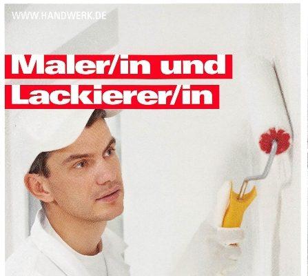 Ausbildung Maler/in