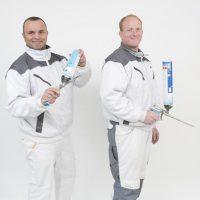 Wärmedämmung deluxe - Raik & Florian Männer für besondere Stunden