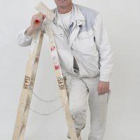 Karl Sekinger - Allrounder, Macher, Lösungsexperte Maler HEYSE