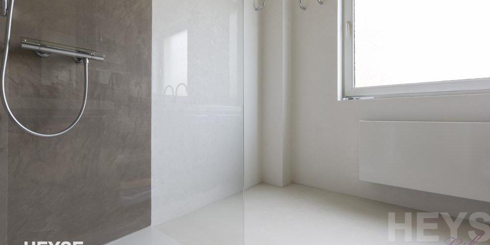 Leben in der Komfortzone – fugenloses Bad mit Walk-In-Dusche ...