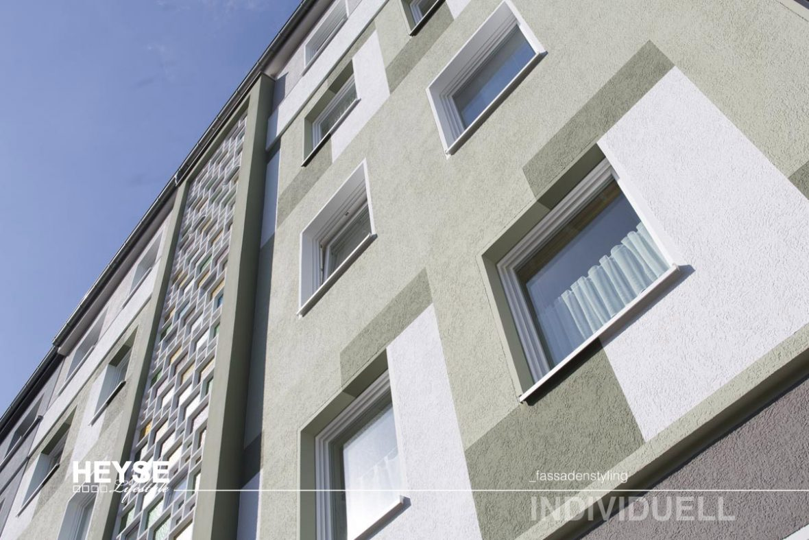 Tolle Fassade In Hannover   Kreativ Und Modern ...