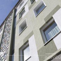 Individuelle Anstriche für Fassaden vom Maler HEYSE