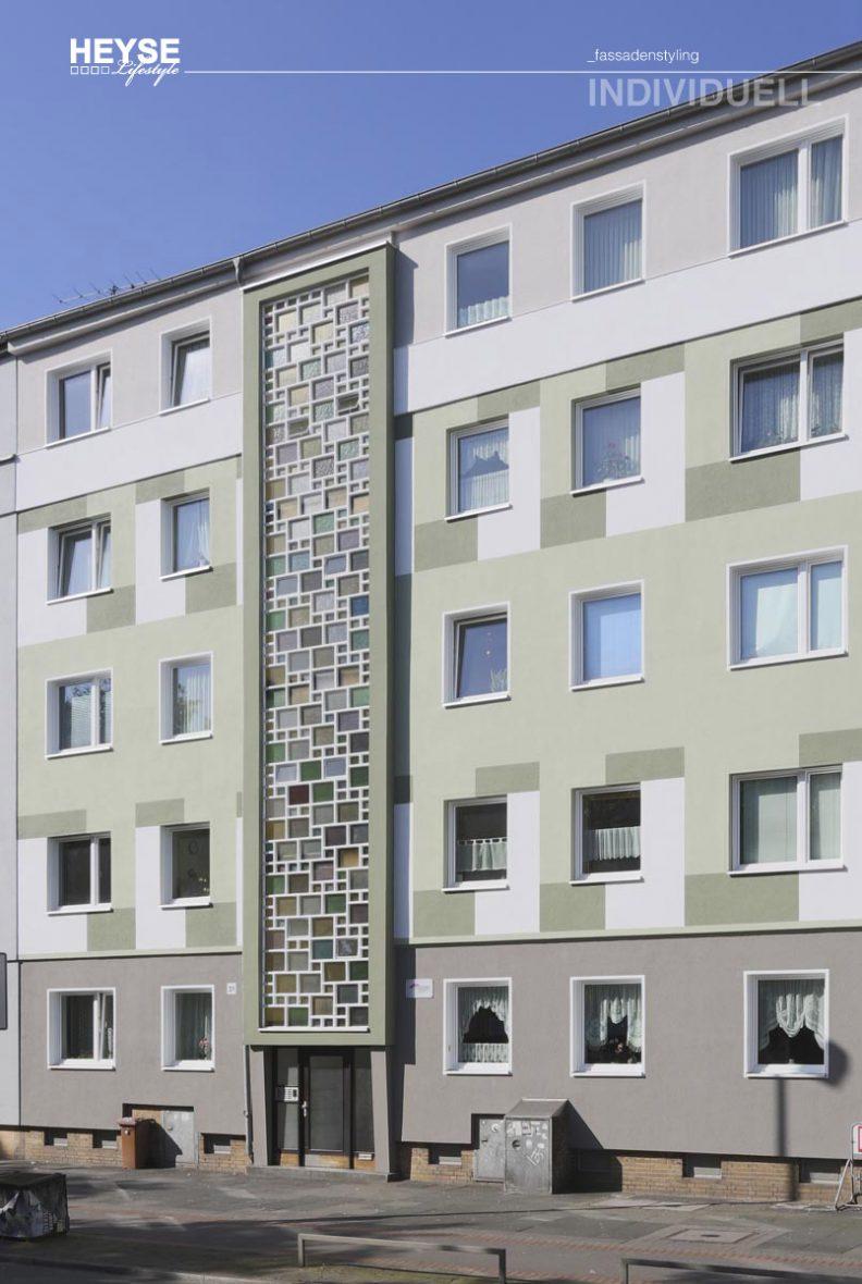 Individuelle Nachhaltige Fassadenanstriche Sind Uns Wichtig Diese