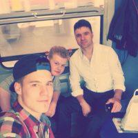 Perfekt organisierte Zugfahrt nach Münster