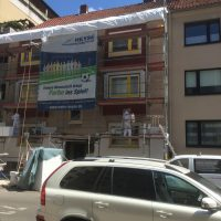 Rolf und Karl - Experten für Fassaden mit Stil