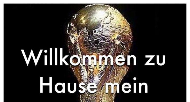 Deutschland ist Weltmeister 2014 -