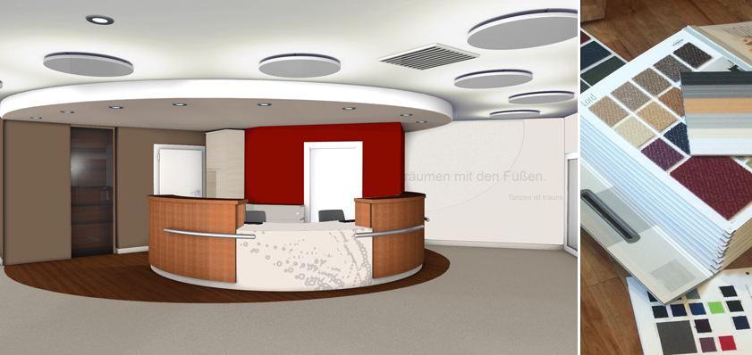 Mit neuen und kreativen Ideen wird das Tanzcentrum Kressler umgebaut