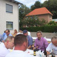 Team - Zusammenhalt - Ralf Prager geht in den Ruhestand und viele alte Kollegen kommen