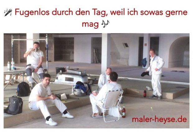 Mannschaft - Heyse