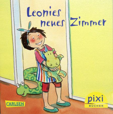 Pixi Buch - Der Maler in Leoni´s Kinderzimmer