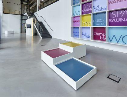 Puristische Bodenflächen stehen in der modernen Objektausstattung, sowie im privaten Wohnbereich hoch im Kurs