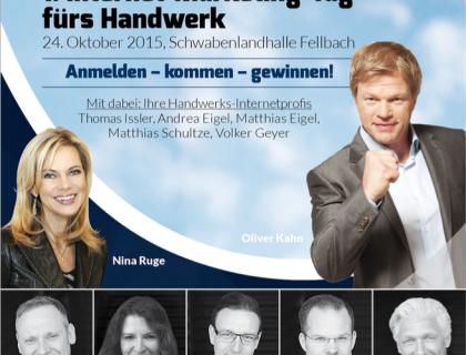 IMT 2015 - 1. Internetmarketing Tag für´s Handwerk