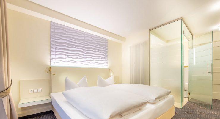 Schöne Zimmer im Hotel - Tagungshotels in Hannover
