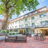 Wintergarten Hotel Hannover