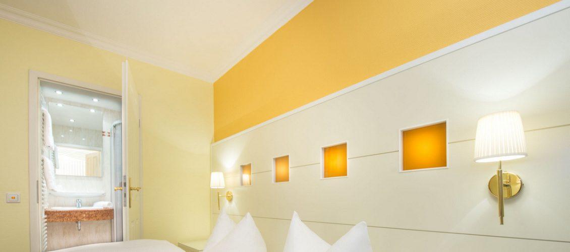 Doppelzimmer - Hotel Hennies