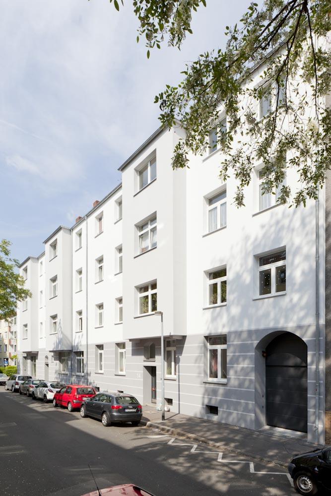 Wärmedämmung Mehrfamilienhaus Hannover