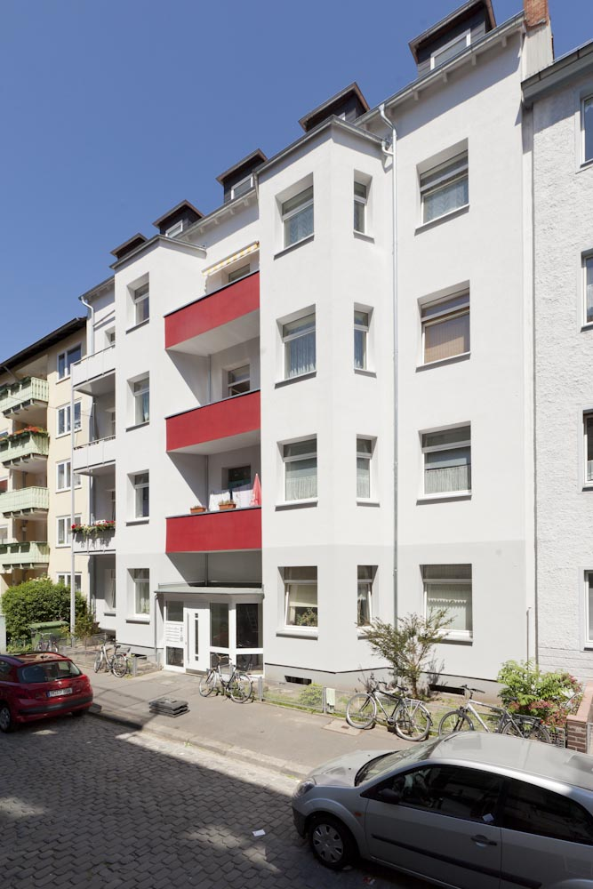 Hannover - List - Altbau komplett energetisch saniert